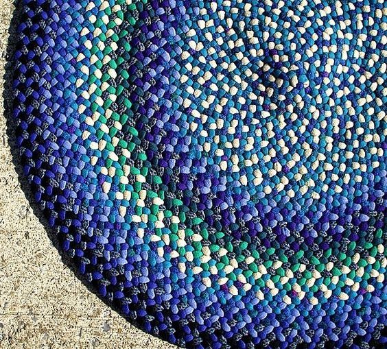 25 Best Ideas About Braided Rag Rugs On Pinterest