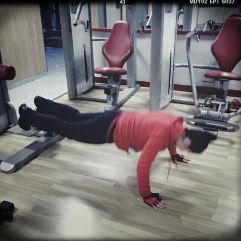 Me encanta entrenar con equipamiento de Ortus Fitness
