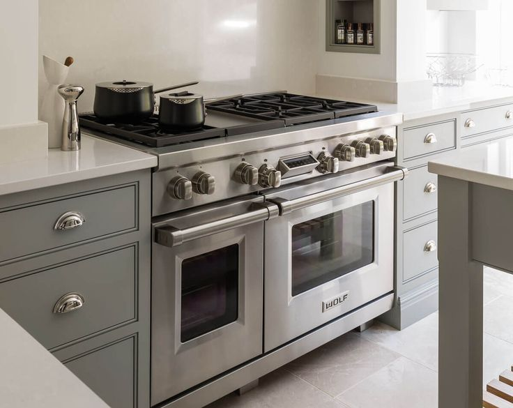 A Luxury Kitchen Needs Luxury Appliances, Which Is Why We Partner With Some  Of The