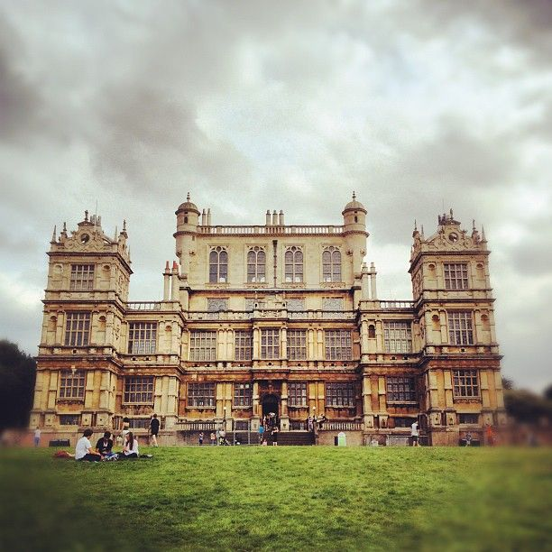 Wollaton Hall & Deer Park in Nottingham, Nottingham