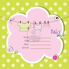 Uncategorized : Baby Shower Invitation Templates   Exquisite Baby Shower  Invitation With Copy Space