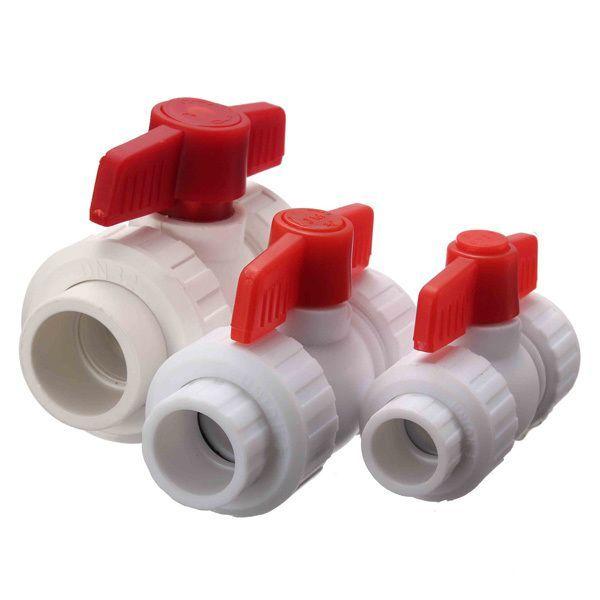 K, Plastic Pipe Valve PPR Plastic Stop Tap Valve for Water Pipe