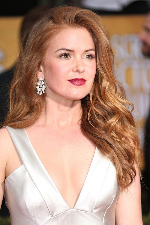 The 6 Shades of Red Hair: Which Specific Color Are You? |  How to be a Redhead #IslaFisher