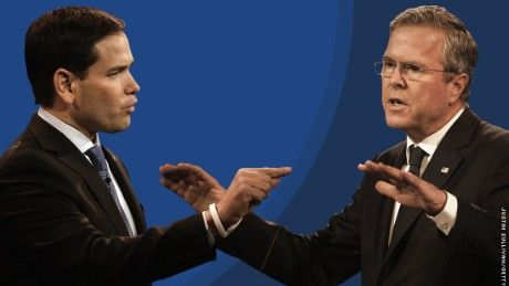 Marco Rubio's not-so-clever debate response (Opinion)