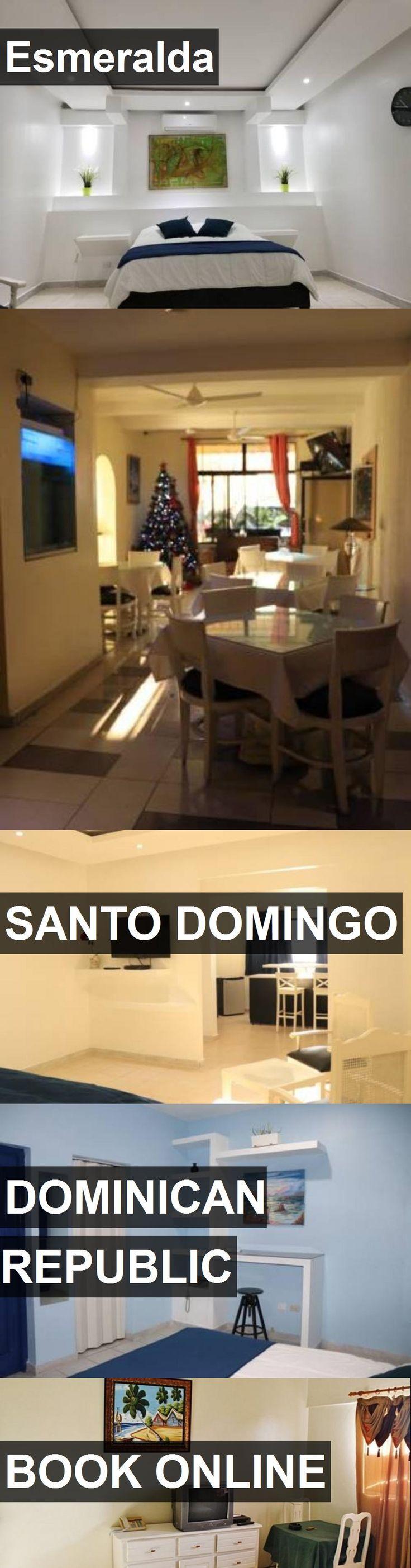 Hotel Esmeralda in Santo Domingo, Dominican Republic. For more information, photos, reviews and best prices please follow the link. #DominicanRepublic #SantoDomingo #travel #vacation #hotel