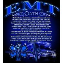 EMT Oath | EMT & EMS stuff :) | Pinterest