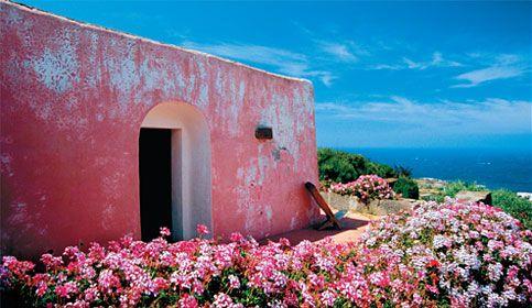 Dammuso, Pantelleria (Sicilia)