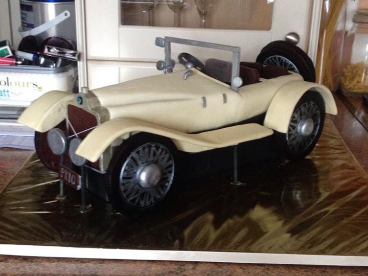 Best Car Cakes Images On Pinterest Car Cakes Vintage Cars