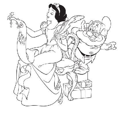 1000 ideas about coloriage blanche neige on pinterest crayon art coloriage cendrillon and - Dessiner des princesses ...