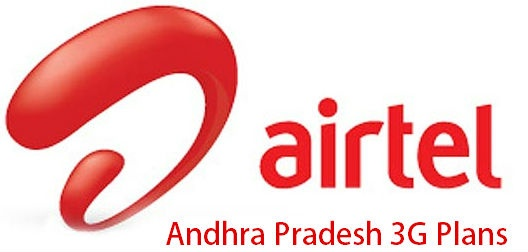 Airtel 3G Plans in Andhra Pradesh for Dongle and Smartphones