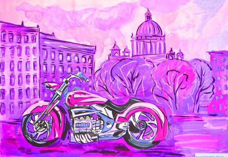 """Фотографии Выставка """"Мотоциклы и безопасность на дороге"""" – 3 альбома"""
