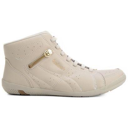 Compre Tênis Kolosh Cano Alto Zíper Lateral Branco na Zattini a nova loja de moda online da Netshoes. Encontre Sapatos, Sandálias, Bolsas e Acessórios. Clique e Confira!