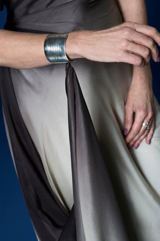 Tyylistään kiitosta saanut Leena Harkimo esittelee upean pukunsa