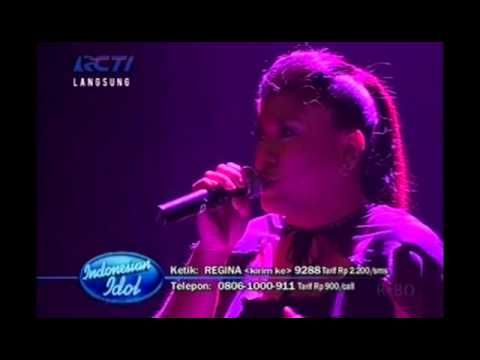 Regina Ivanova - Someone Like You - Top 15 - INDONESIAN IDOL 2012