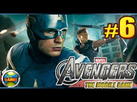 Avengers Mobile Gameplay part 6