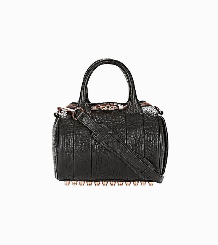 Alexander Wang mini Rocki bag with the Lebor Gabala SS16 capsulle  #arropame #conceptstore #bilbao #ss2016 #LeborGabala #AlexanderWang #fashion #shopping #trendy #stylehttp://arropame.com/lebor-gabala-primera-capsula-ss16/
