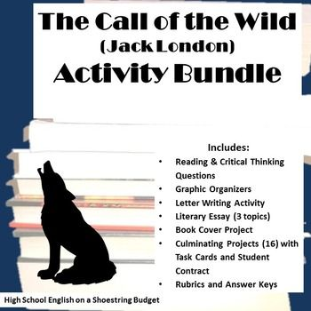 best call of the wild ideas hippie hair  the call of the wild activity bundle jack london pdf
