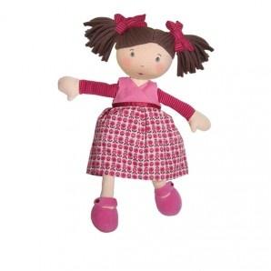 Moulin Roty Poupée chiffon Lili Rose 34,90 € Magnifique petite poupée de chiffon qui plaira aux plus coquettes et délicates des petites filles. http://www.matuvu.fr/marques/moulin-roty-c10/44/moulin-roty-poupee-chiffon-lili-rose-p2654/