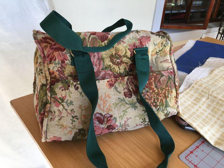 Handbag made for Wilma.