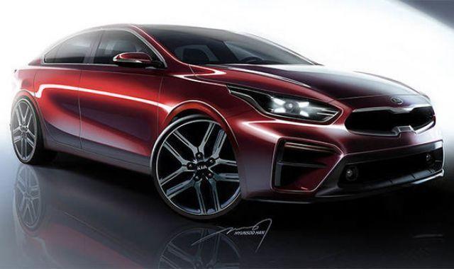 2019 Kia Cerato Release Date And Price Car Announcements 2018 2019 Kia Forte Kia Kia Motors