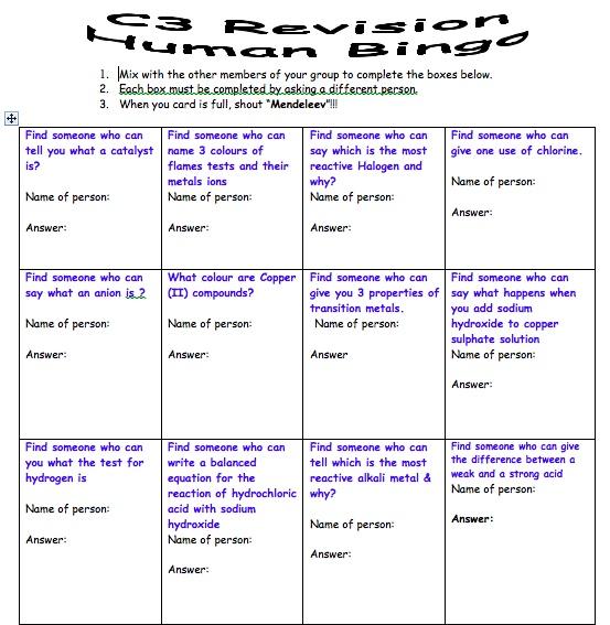 Online Revision - Mr Kibria