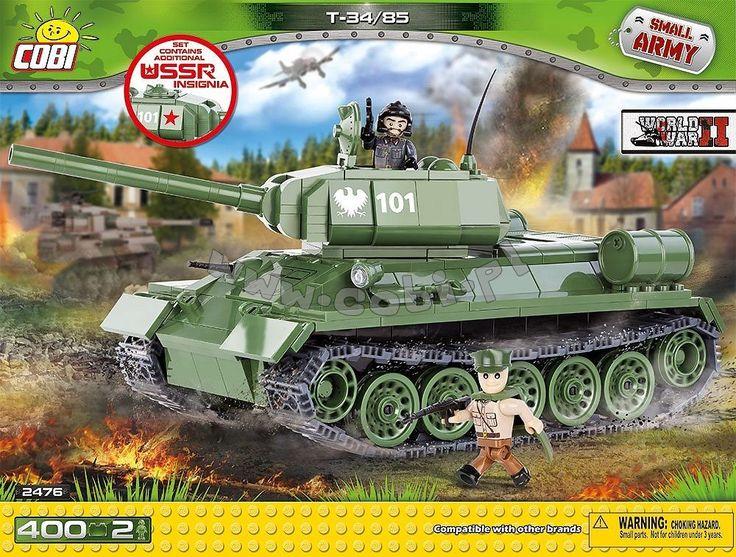 T-34/85 - czołg sowiecki