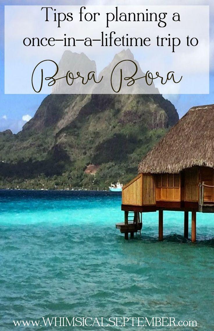 Best 25+ Trip to bora bora ideas on Pinterest | Travel to ...