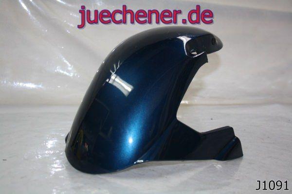 Aprilia SR 50 Schutzblech vorne blau metallic Kotflügel