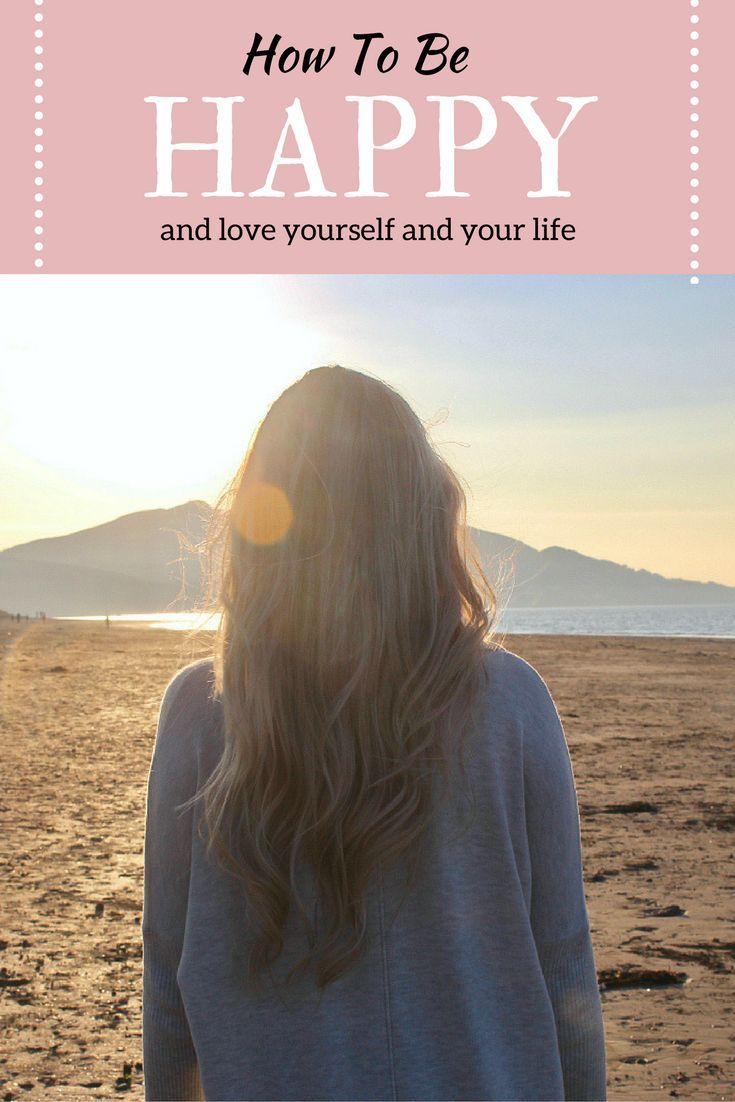 How to accept yourself and how to be happy in life | She Who Travels