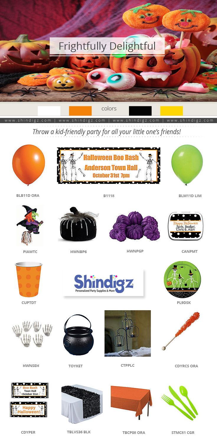 66 best images about Party Ideas - Halloween on Pinterest | Party ...