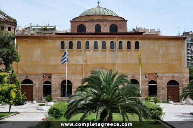 Agia Sofia - Thessaloniki - Thessaloniki - #Greece
