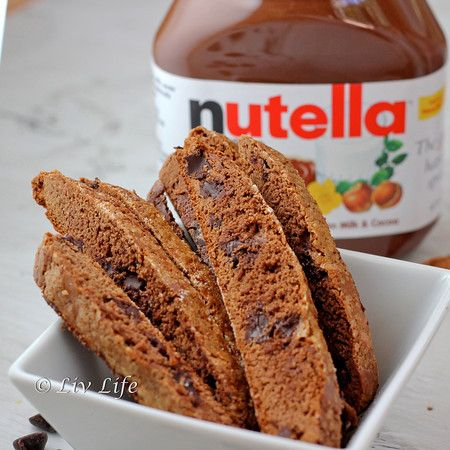 Nutella biscotti absolutely irresistible food - Nutella weihnachten ...