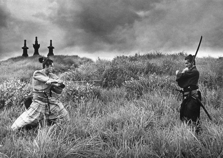 Duel from 'Harakiri', directed by Kobayashi