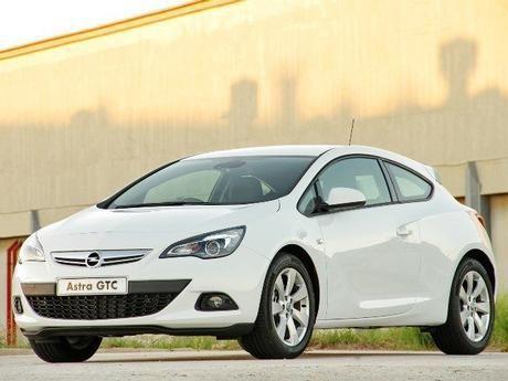 Featured Opel Astra - the GTC 1.6T Sport 3 door