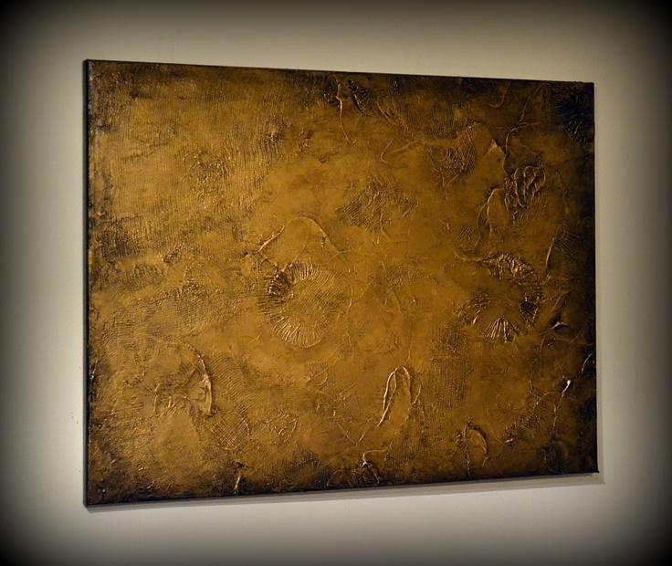 Wall Decor With Texture : Original art abstract home decor mixed media