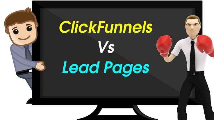 Clickfunnels vs Lead Pages | Is Clickfunnels Really Better? | Review and Comparison
