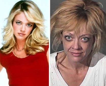 That 70's Show star Lisa Robin Kelly recently shocked the world, going from smokin' hot to mugshot not, with her last drug-related arrest. Description from radaronline.com. I searched for this on bing.com/images