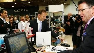 PM urges Australians to support small business at the launch of Shop Small