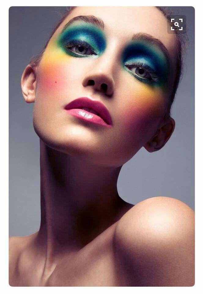 119 best More 'Extravagant' makeup concepts images on Pinterest ...