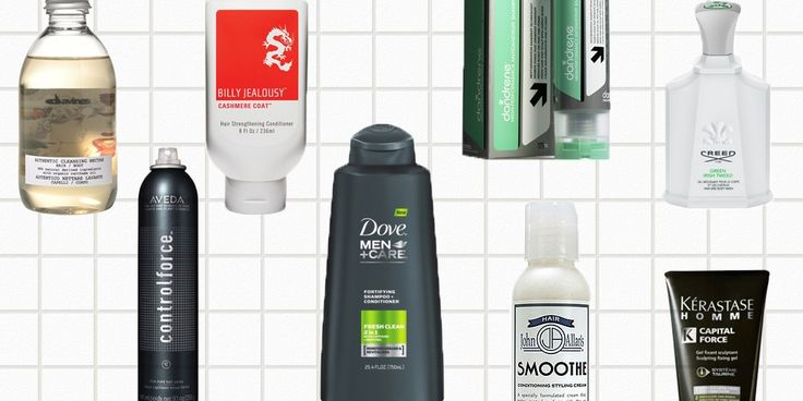 Hair Products For Men