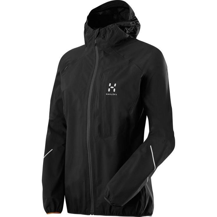 Haglöfs L.I.M Proof Jacket Women regnjakke - Haglöfs jakker