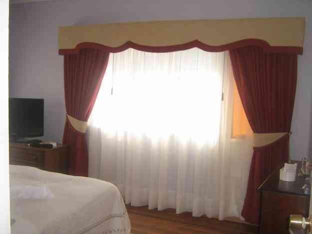 cortinas para sala somos fabricantes