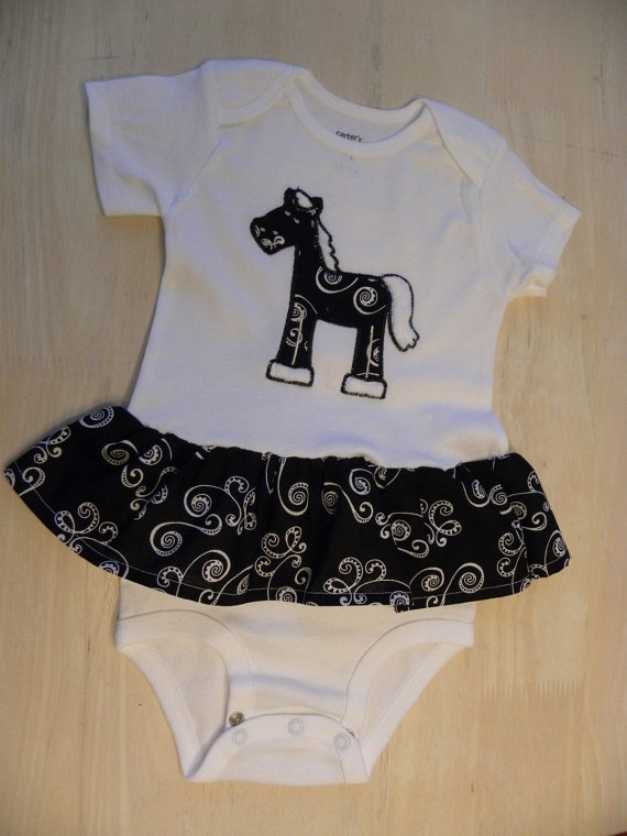 28 best equestrian gifts for horse lovers images on pinterest baby girls carter onesie with horse applique by nanaevasews 2200 negle Choice Image