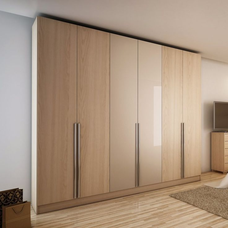 17 best ideas about modern wardrobe on pinterest - Bedroom cabinets with sliding doors ...