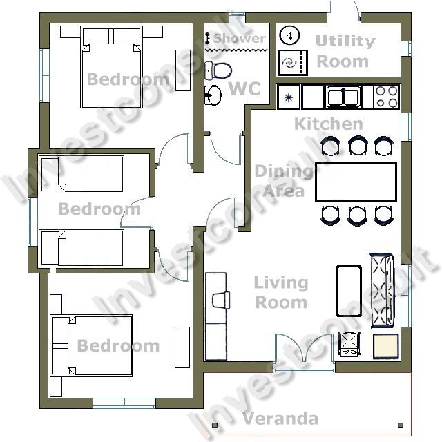 House Floor Plans - Google Search