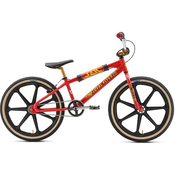 SE Bikes Floval Flyer Looptail 24 BMX Bike 2017