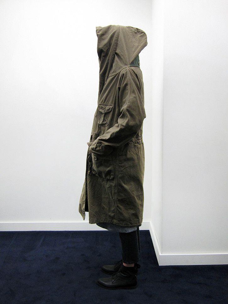 Kapital Napped Katsuragi Tall Ring Coat – Stand Up Comedy