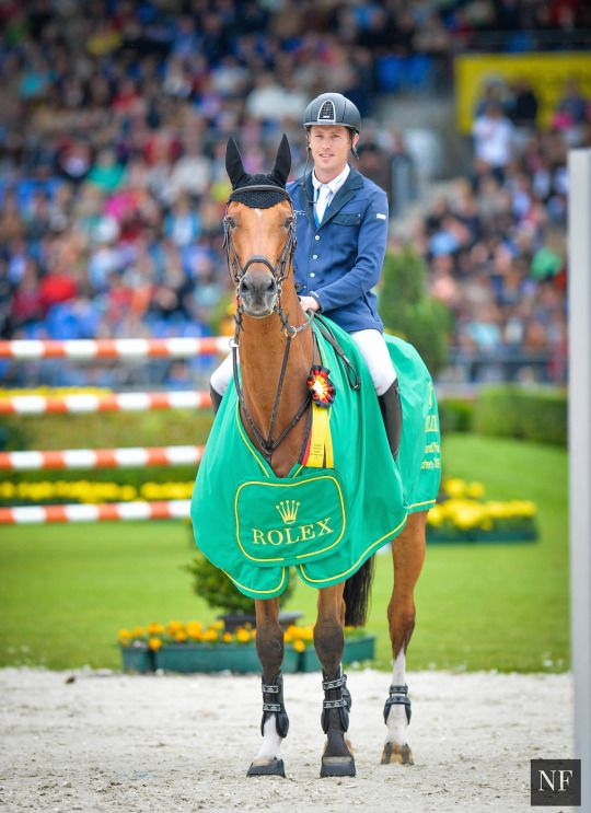 Scott Brash & HELLO SANCTOS are the winners of the 2015 Grand Prix of Aachen