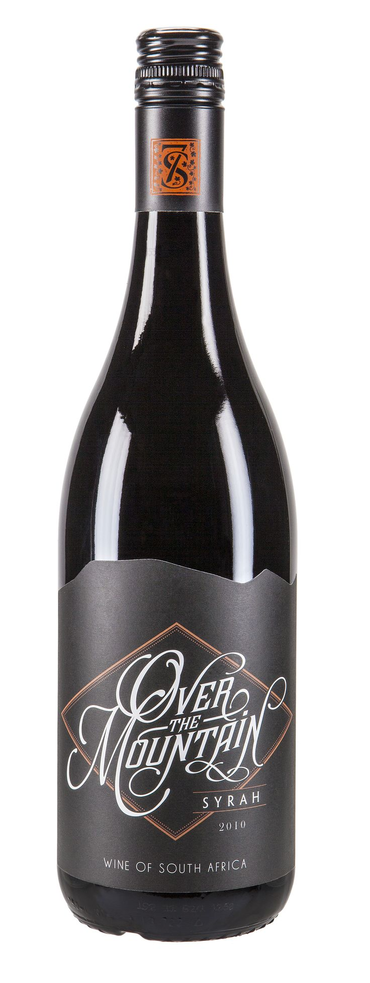 Over the Mountain Syrah 2010 - Recommended by WaPo