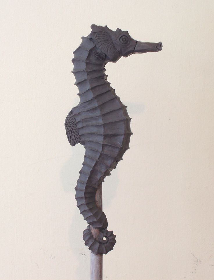Clay Horse Sculpture | Clay Sculpture Ideas